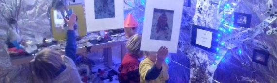 Our Winter Tree – A Winter Childrens Creativity Project